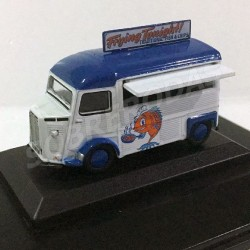 Oxford 1:76 Citroën H Catering Van (Fish & Chips)