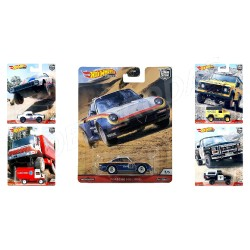 Hot Wheels 1:64 Car Culture: Wild Terrain (Set)