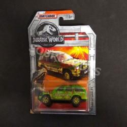 Matchbox 1:64 '93 Ford Explorer 4 (Jurassic World)