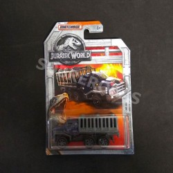 Matchbox 1:64 Armored Action Transporter (Jurassic World)