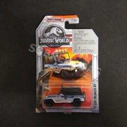 Matchbox 1:64 '93 Jeep Wrangler 9 (Jurassic World)