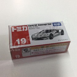 Tomica 1:64 Ford GT Concept Car