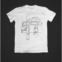 T-Shirt FFR 2CV (EDIÇÃO LIMITADA)