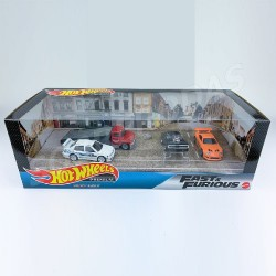 Hot Wheels 1:64 Premium Set 2 (2020): Fast & Furious