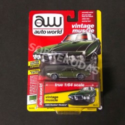 Auto World 1:64 1969 Pontiac Firebird (Version B)
