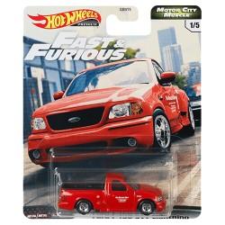 Hot Wheels 1:64 Ford F-150 SVT Lightning
