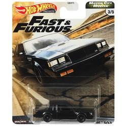 Hot Wheels 1:64 '87 Buick Grand National GNX