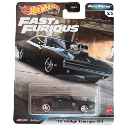 Hot Wheels 1:64 '70 Dodge Charger R/T