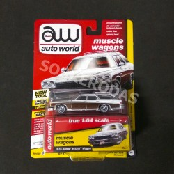 Auto World 1:64 1975 Buick Estate Wagon (Version B)