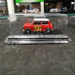 Magazine Models 1:43 BMC Mini Cooper S (Rallye de Monte Carlo 1967)