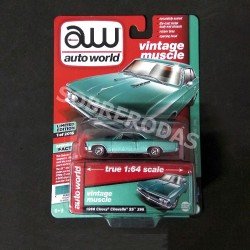 Auto World 1:64 1966 Chevy Chevelle SS 396 (Hobby Exclusive)