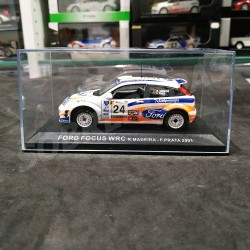 Magazine Models 1:43 Ford Focus WRC