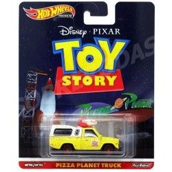 Hot Wheels 1:64 Pizza Planet Truck (Toy Story)