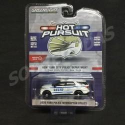 Greenlight 1:64 2020 Ford Police Interceptor Utility