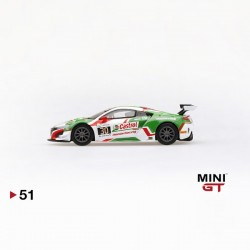 TSM Model Mini GT 1:64 Honda NSX GT3 Nº30 - 2018 24 Hours of Spa