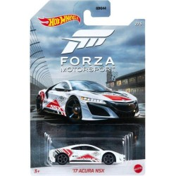 Hot Wheels 1:64 '17 Acura NSX (Forza Motorsport)