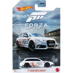 Hot Wheels 1:64 '17 Audi RS 6 Avant (Forza Motorsport)