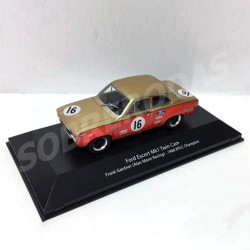 Altaya 1:43 Ford Escort Mk1 Twin Cam BTCC Champion 1968