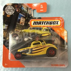 Matchbox 1:64 '33 Ford Coupe