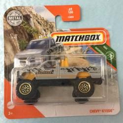 Matchbox 1:64 Chevy K1500