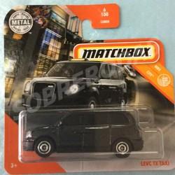 Matchbox 1:64 LEVC TX TAXI