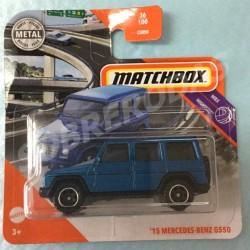 Matchbox 1:64 '15 Mercedes-Benz G550