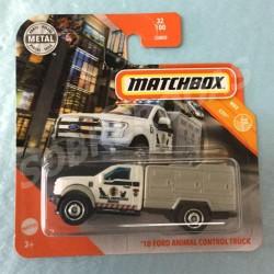 Matchbox 1:64 '10 Ford Animal Control Truck