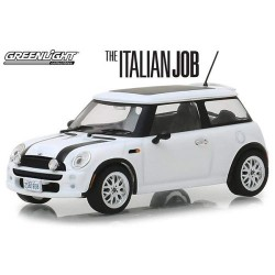 Greenlight 1:43 2003 Mini Cooper (The Italian Job)