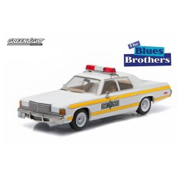 Greenlight 1:43 1977 Dodge Royal Monaco Illinois State Police (The Blues Brothers)