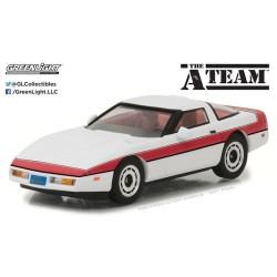 Greenlight 1:43 1984 Chevrolet Corvette C4 (The A-Team)