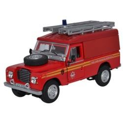 Cararama 1:43 Land Rover Series III