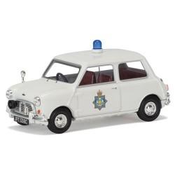 Corgi 1:43 Austin Mini Cooper S Durham Constabulary