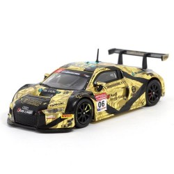 Tarmac Works 1:43 Audi R8 LMS China GT Championship 2017 AAPE/Tak Chun Group