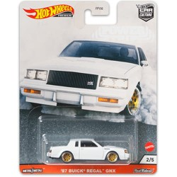 Hot Wheels 1:64 '87 Buick Regal GNX