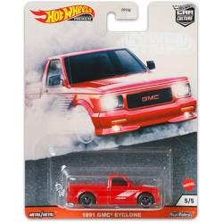 Hot Wheels 1:64 1991 GMC Syclone