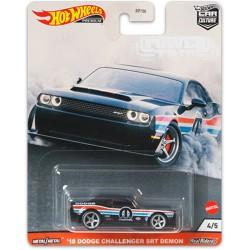 Hot Wheels 1:64 '18 Dodge Challenger SRT Demon