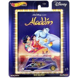 Hot Wheels 1:64 Deco Delivery (Aladdin)