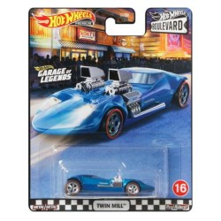 Hot Wheels 1:64 Twin Mill