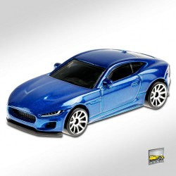 Hot Wheels 1:64 2020 Jaguar F-Type