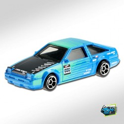 Hot Wheels 1:64 Toyota AE86 Sprinter Trueno