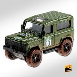 Hot Wheels 1:64 Land Rover Defender 90