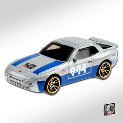 Hot Wheels 1:64 '89 Porsche 944 Turbo