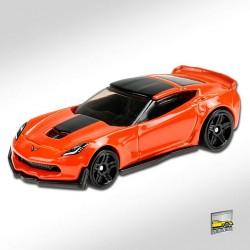 Hot Wheels 1:64 Corvette C7 Z06
