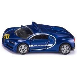 Siku 1:55 Bugatti Chiron Gendamerie