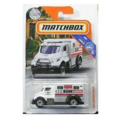 Matchbox 1:64 MBX Armoured Truck
