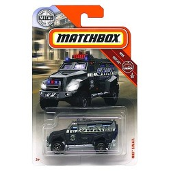 Matchbox 1:64 MBX S.W.A.T.