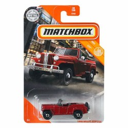Matchbox 1:64 1948 Willys Jeepster