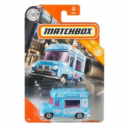 Matchbox 1:64 Ice Cream King