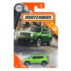 Matchbox 1:64 2017 Jeep Renegade