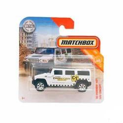 Matchbox 1:64 '02 Hummer H2 SUV Concept